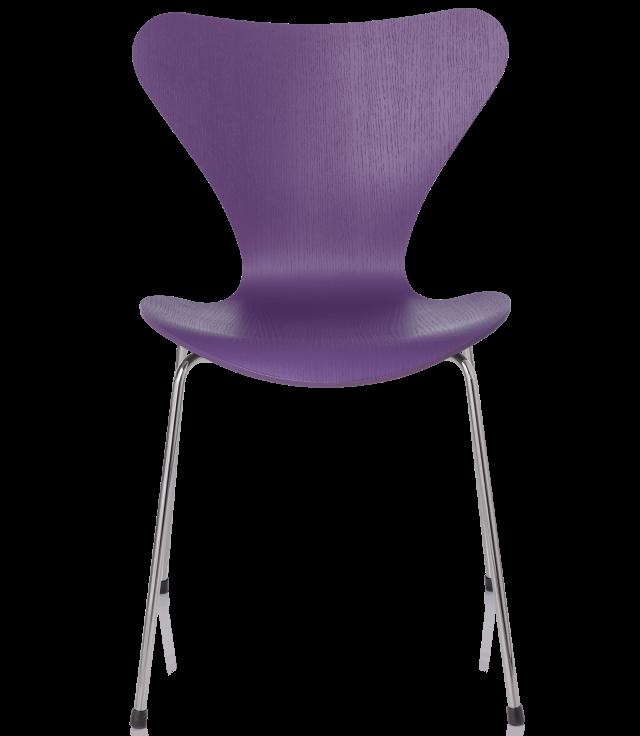FRITZHANSEN(フリッツハンセン)serie7(セブンチェア)coloured ash(カラードアッシュ)evren purple(エヴレンパープル)