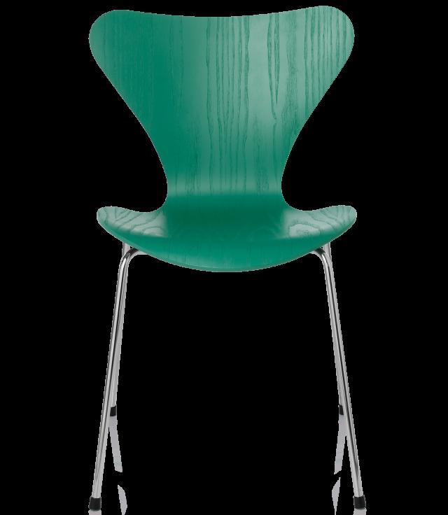 FRITZHANSEN(フリッツハンセン)serie7(セブンチェア)coloured ash(カラードアッシュ)hzn green(フズングリーン)