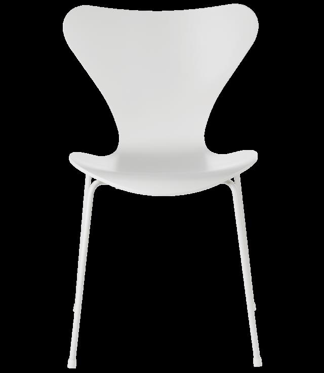 FRITZHANSEN(フリッツハンセン)serie7(セブンチェア)lacquer(ラッカー)white(ホワイト)脚同色:粉体塗装仕上げ