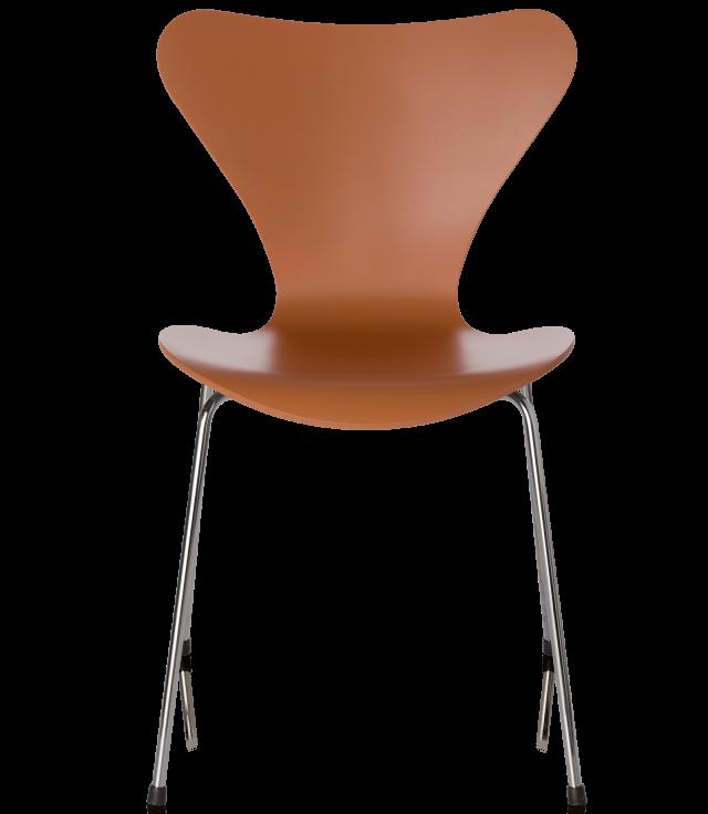 FRITZHANSEN(フリッツハンセン)serie7(セブンチェア)lacquer(ラッカー)chevalier orange(シュバリエオレンジ)