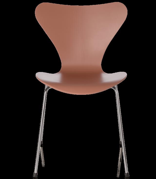 FRITZHANSEN(フリッツハンセン)serie7(セブンチェア)lacquer(ラッカー)chocolate milk brown(チョコレートミルクブラウン)