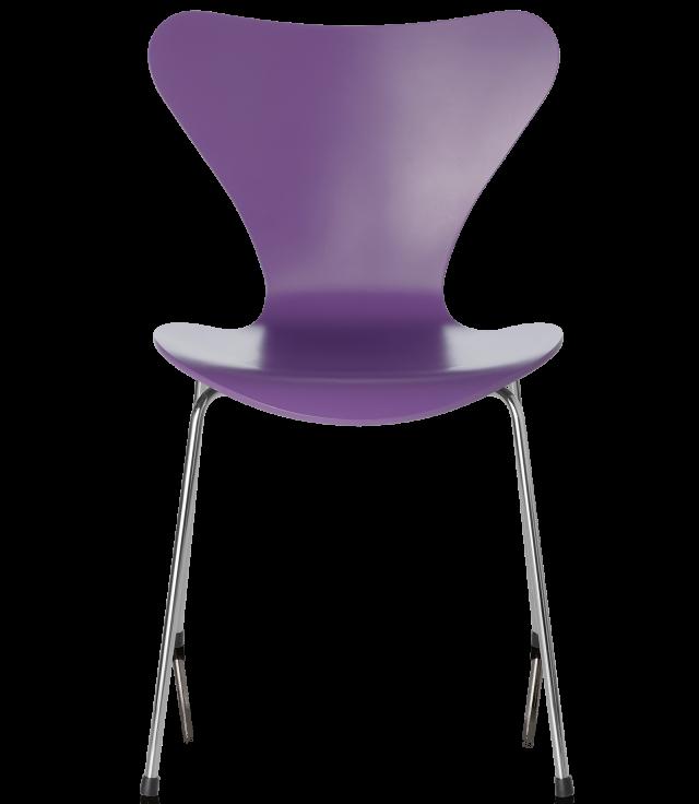 FRITZHANSEN(フリッツハンセン)serie7(セブンチェア)lacquer(ラッカー)evren purple(エヴレンパープル)