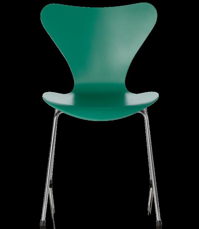 FRITZHANSEN(フリッツハンセン)serie7(セブンチェア)lacquer(ラッカー)hzn green(フズングリーン)