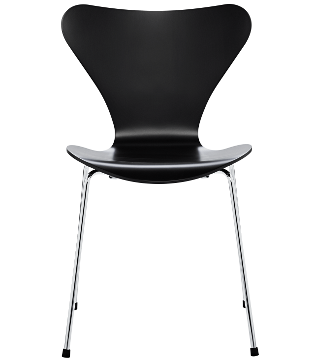 FRITZHANSEN(フリッツハンセン)serie7(セブンチェア)lacquer(ラッカー)black(ブラック)