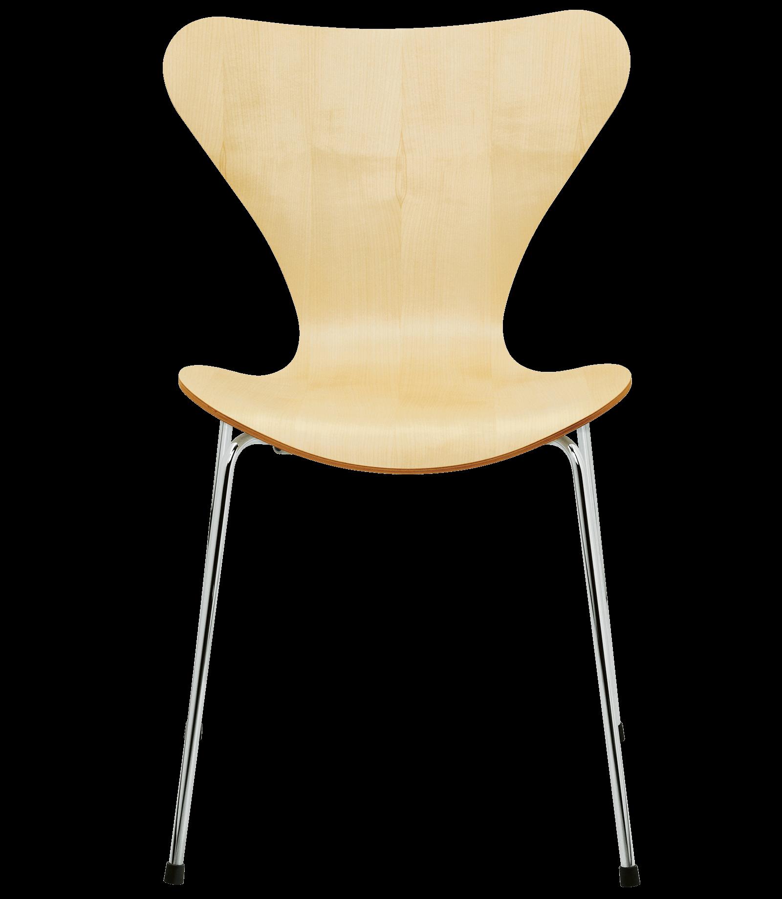 FRITZHANSEN(フリッツハンセン)serie7(セブンチェア)3107, Natural wood(ナチュラルウッド)maple(メープル)