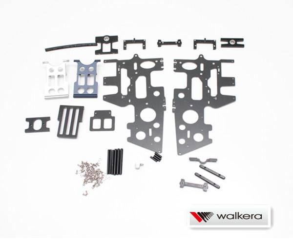 ORI RC ワルケラ walkera 4F200LM 用 メインフレームセット (HM-4F200LM-Z-04) |ラジコンヘリ関連商品 walkera パーツ