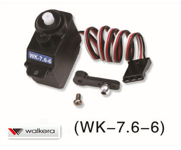 ORI RC ワルケラ walkera Master CP用 サーボ(WK-7.6-6) (HM-Master-CP-Z-25) |ラジコンヘリ関連商品 walkera パーツ