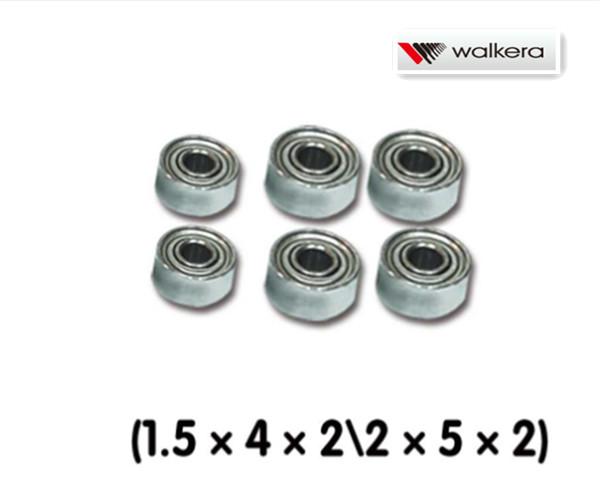 ORI RC ワルケラ walkera NEW V120D02S用 ベアリングセット (HM-V120D02S-Z-19)  ラジコンヘリ関連商品 walkera パーツ