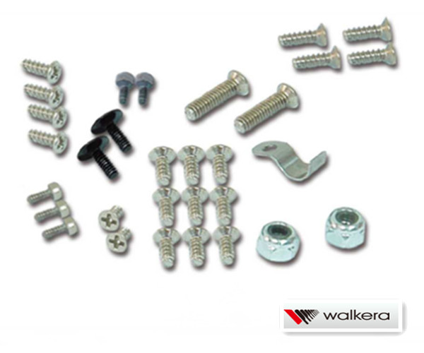 ORI RC ワルケラ walkera NEW V120D02S用 スクリューセット (HM-V120D02S-Z-22)  ラジコンヘリ関連商品 walkera パーツ