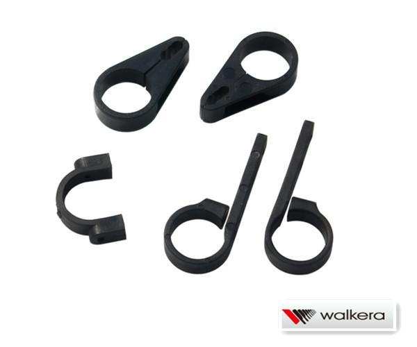 ORI RC ワルケラ walkera V450D03用 テールサーボマウント&ガイドブロックセット (HM-V450D03-Z-27)  |ラジコンヘリ関連商品 walkera パーツ