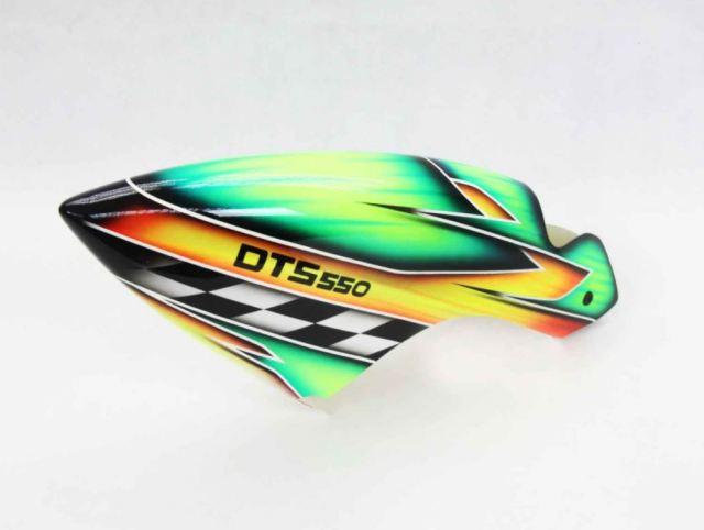 ORI RC DTS550 用 キャノピー (dts005631)