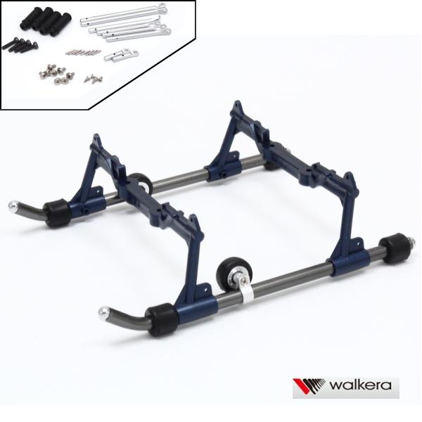 ORI RC ワルケラ walkera 4F200LM 用 ランディングスキッド (HM-4F200LM-Z-07)|ラジコンヘリ関連商品 walkera パーツ