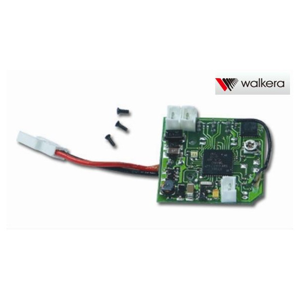 ORI RC ワルケラ walkera Mini CP用3軸ジャイロ内蔵2.4Ghz受信機(HM-Mini-CP-Z-19)|ラジコンヘリ関連商品 walkera パーツ