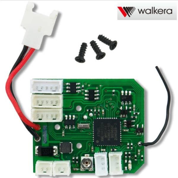 ORI RC ワルケラ walkera Super CP用3軸ジャイロ内蔵2.4Ghz受信機(HM-Super-CP-Z-02)|ラジコンヘリ関連商品 walkera パーツ