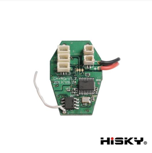 ORI RC HiSKY HCP80(FBL80)用 3軸ジャイロ受信機  800086 ラジコンヘリ関連商品 HiSKY パーツ HCP80 ハイスカイ