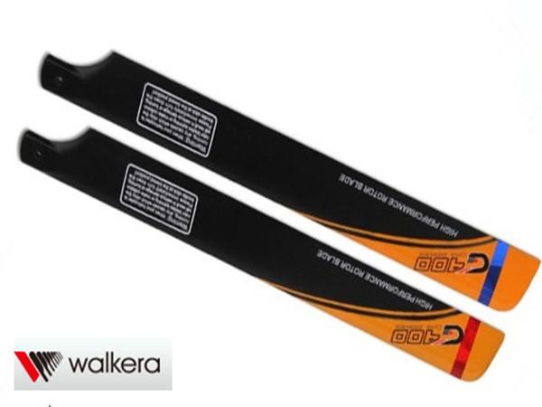 ORI RC ワルケラ walkera G400 用 メインブレード (HM-G400-Z-01)|ラジコンヘリ関連商品 walkera パーツ