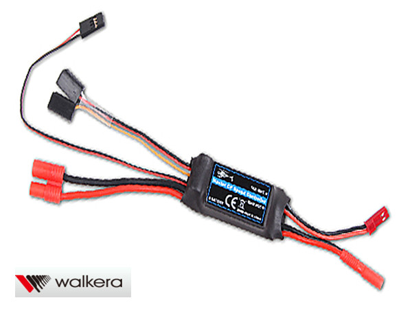 ORI RC ワルケラ walkera Master CP用 スピードコントローラー(3セル専用) (HM-Master-CP-Z-24)|ラジコンヘリ関連商品 walkera パーツ