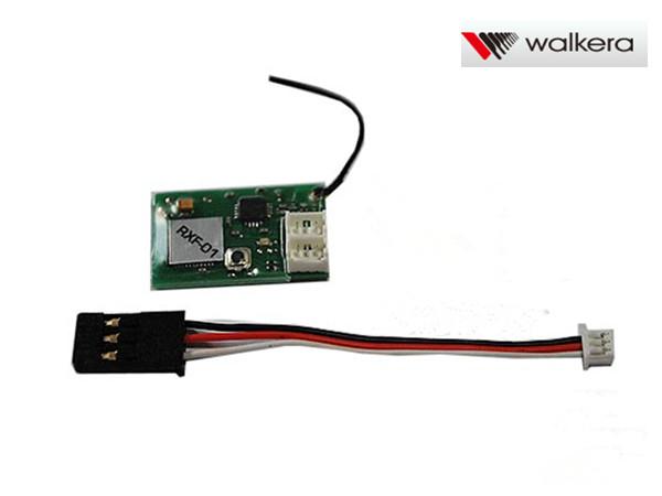 ワルケラ walkera Master CP用 FUTABA送信機互換拡張モジュール (HM-Master-CP-Z-29)|ラジコンヘリ関連商品 walkera パーツ