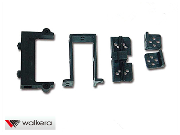 ORI RC ワルケラ walkera NEW V120D02S用 サーボホルダー (HM-V120D01-Z-07) ラジコンヘリ関連商品 walkera パーツ
