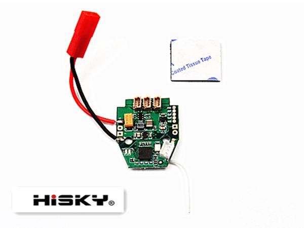 ORI RC HiSKY HCP100S用 受信機(制御基板) 800393 |ラジコンヘリ関連商品 HiSKY パーツ HCP100S ハイスカイ
