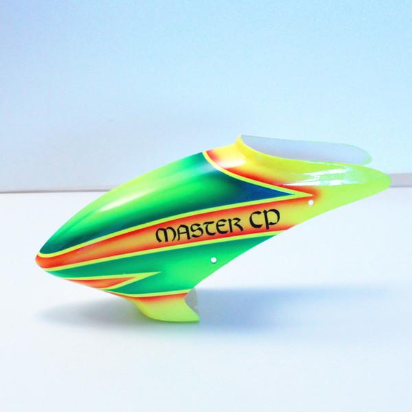 ORI RC ワルケラ walkera Master CP用グラス ファイバー キャノピー 緑 HM-Master-CP-grs-01G|ラジコンヘリ関連商品 walkera パーツ