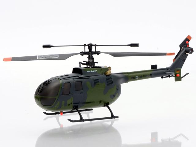 Nine Eagles ソロ・プロ 137 BO-105 (2.4GHz 4ch 小型電動ヘリコプター) (solopro137) |  SOLO PRO 137