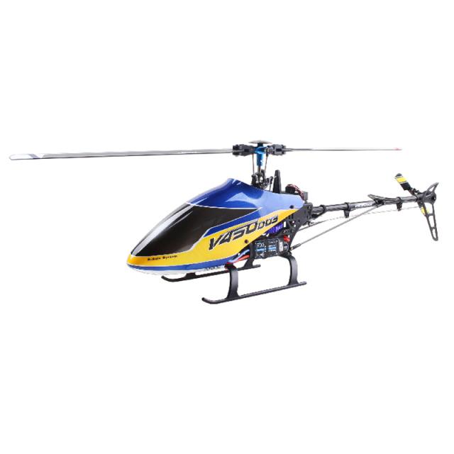 ワルケラ WALKERA NEW V450D03 機体 BNF 【6軸ジャイロ仕様】 (V450D03-01) ORI RC ラジコン ヘリコプター 6CH 3D 2.4Ghz