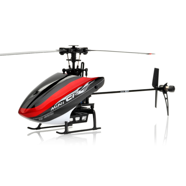 ワルケラ 初心者向け 6ch 小型ヘリ Mini CP + DEVO10 プロポ付きセット 3軸ジャイロ 3Dフライト対応 2.4Ghzプロポ プロポ技適・電波法認証済 日本語マニュアル付 (walkera-minicp-devo10) WALKERA ミニCP 室内 RTF 200g以下 航空法対象外