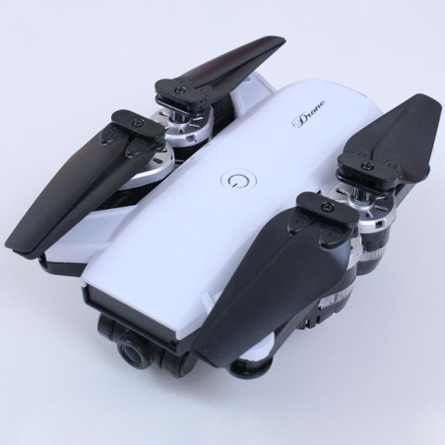 折りたたみ式 ドローン 720P 広角HDカメラ付き 高度維持 FPVリアルタイム ヘッドレスモード搭載 自動離陸 自動着陸 200g以下 スマートフォン操縦