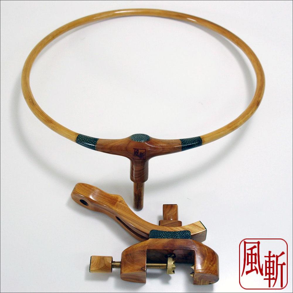 ヘラブナ 風斬 銘木 玉置セット (50280)
