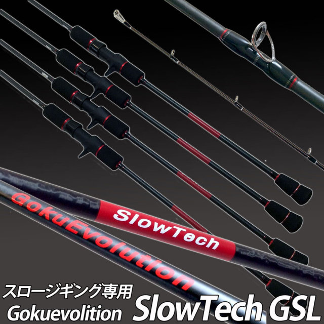 Gokuevolution SlowTech (スローテック) GSL66-250 [90306]