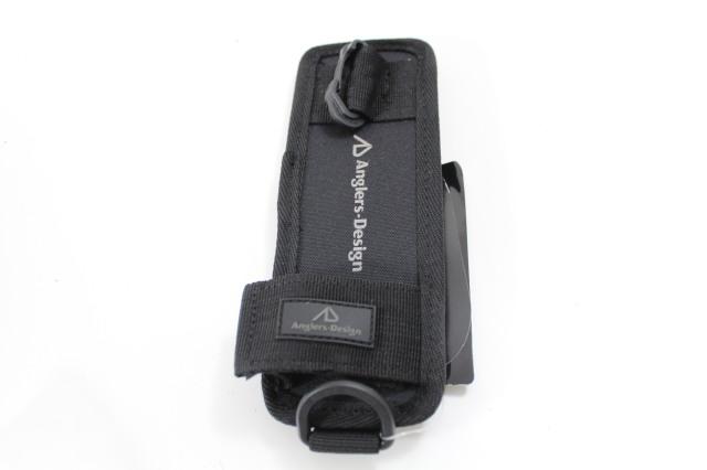 【Cpost】アングラーズデザイン フィッシュグリップホルダー2 ブラック