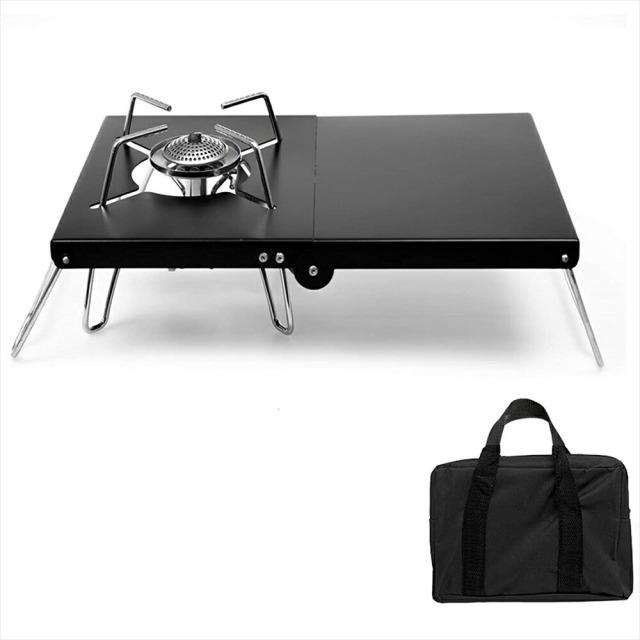 ST-310 などに使える折りたたみ遮熱テーブル (camp-956396)