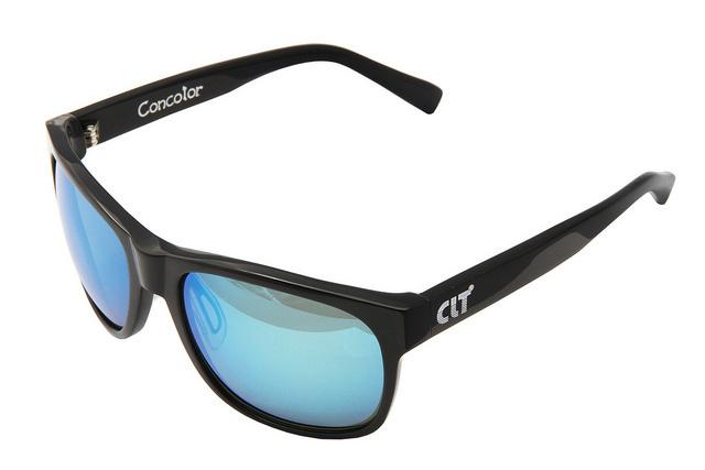 CLT Concolor(コンコロール) ブラックXグリーンスモーク/ブルーミラー(clt-151093)