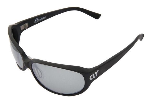 CLT Correa(コルレア) マットブラックXグリーンスモーク/シルバーミラー(clt-151147)