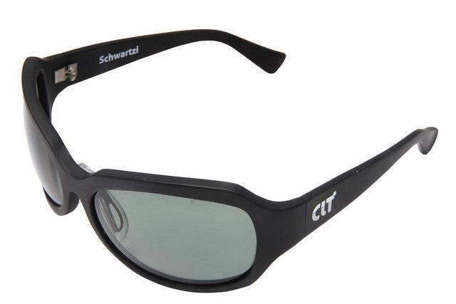 CLT Schwartzi (シュワルツィ) マットブラックXグリーンスモーク/シルバーミラー(clt-151543)