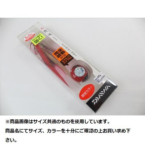 【Cpost】ダイワ 紅牙 ベイラバーフリー 100g グローレッドラトル(da-022996)