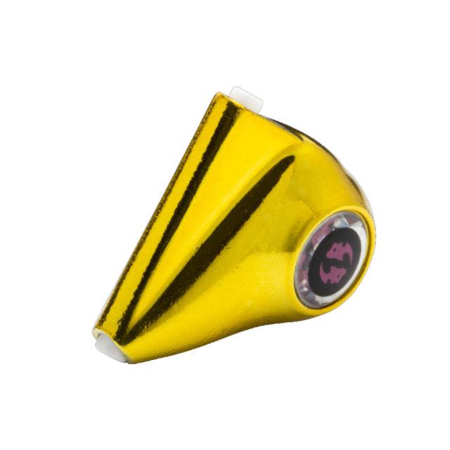 【Cpost】ダイワ 紅牙 ベイラバーフリー カレントブレイカー ヘッド 80g 鍍金ゴールド(da-189637)