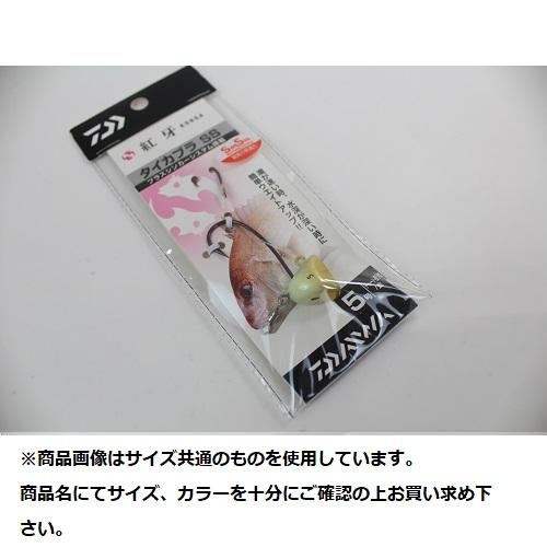 【Cpost】ダイワ 紅牙タイカブラ SS 6号 チャート夜光/金(da-970846)