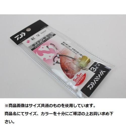 【Cpost】ダイワ 紅牙タイテンヤ SS 3号 チャート夜光/金(da-979382)