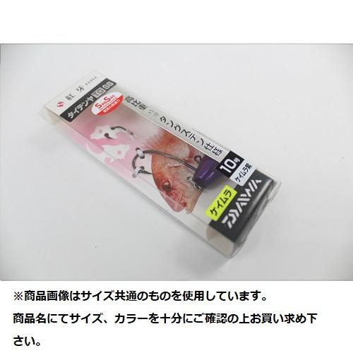 【Cpost】ダイワ 紅牙テンヤ TGSS 10号 ケイムラ紫(da-987882)