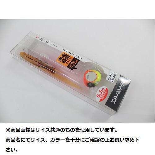【Cpost】ダイワ 紅牙 ベイラバーフリー 60g レモンオレンジ(da-990868)