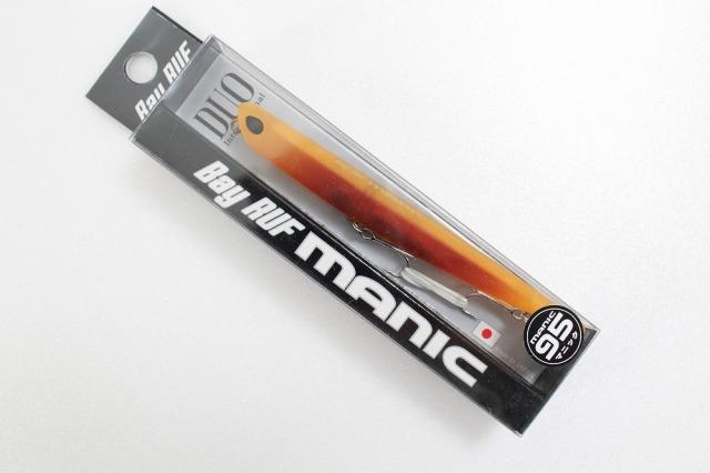 【Cpost】デュオ ベイルーフ マニック 95mm CCC0255 マット赤イソメ