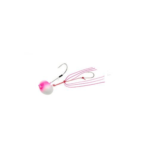 【お取り寄せ品】(Cpost)エコギア TGオーバルテンヤ 15号 TG02ピンクグロウ(eco-124694)