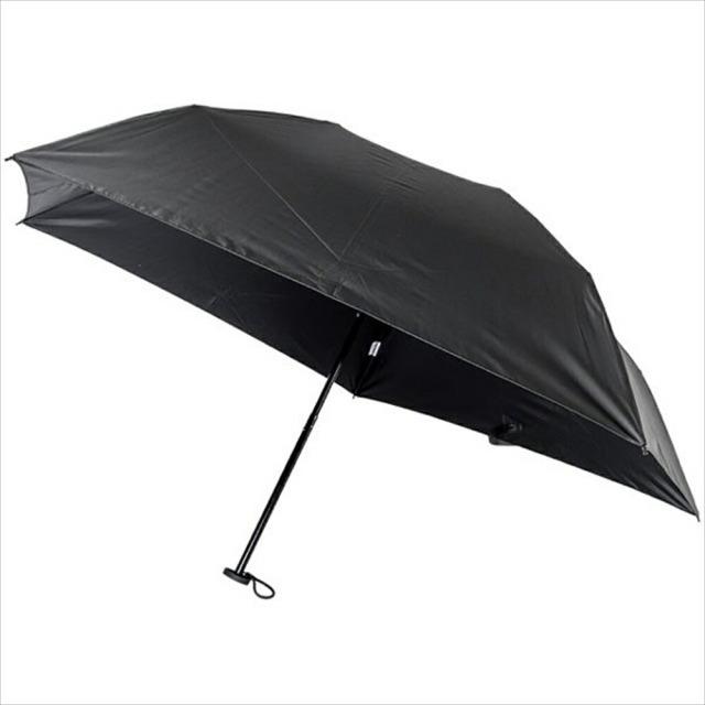 エバニュー EVERNEW EBY054 U.L. All weather umbrella ブラック (evernew-623333)