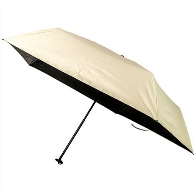 エバニュー EVERNEW EBY054 U.L. All weather umbrella タン (evernew-623340)