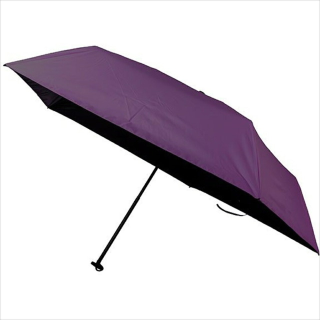 エバニュー EVERNEW EBY054 U.L. All weather umbrella パープル (evernew-623357)