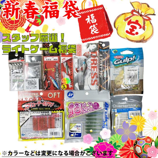【Cpost】【2020年福袋】ライトゲーム福袋(fuku2020-15)