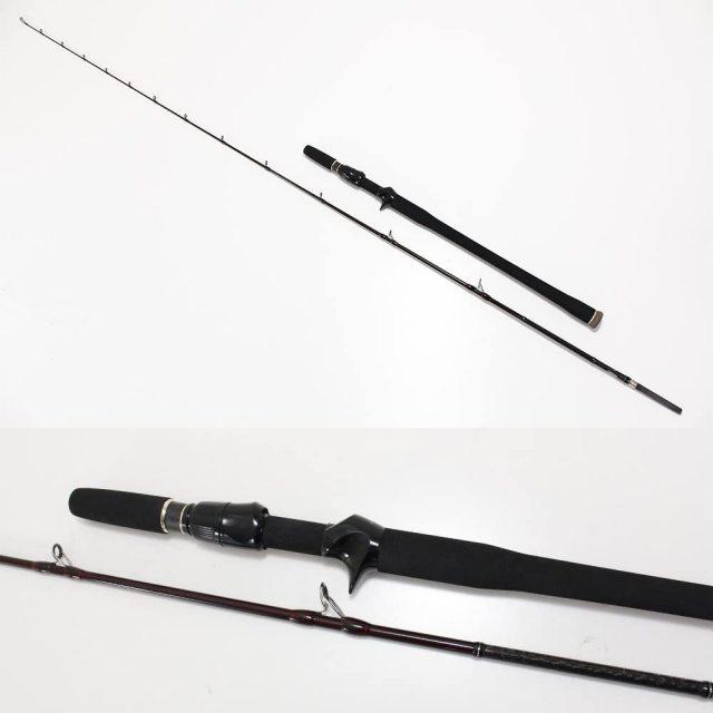 ☆ポイント5倍☆マイクロジギング ゴクダイナミックカゼキリ MJ622C-50G ベイトタイプ(Luer wt:MAX50g)(goku-086552)