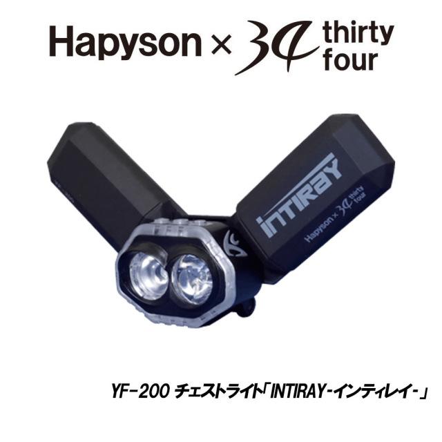 ハピソン チェストライト INTIRAY‐インティレイ YF-200(hapyson-192256)